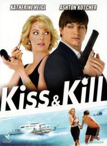 """Affiche du film """"Kiss & Kill"""""""