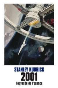 """Affiche du film """"2001 l'Odyssée de l'espace"""""""