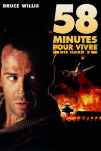 """Affiche du film """"58 minutes pour vivre"""""""