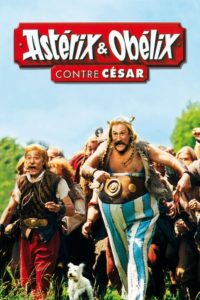 """Affiche du film """"Astérix & Obélix contre César"""""""