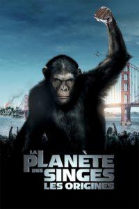 """Affiche du film """"La Planète des singes : Les Origines"""""""