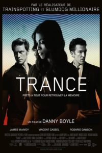 "Affiche du film ""Trance"""