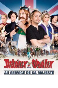 """Affiche du film """"Astérix & Obélix - Au service de Sa Majesté"""""""
