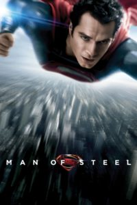 "Affiche du film ""Man of Steel"""
