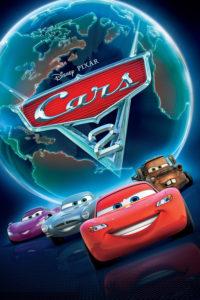 "Affiche du film ""Cars 2"""