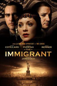 "Affiche du film ""The Immigrant"""