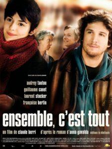 """Affiche du film """"Ensemble, c'est tout"""""""