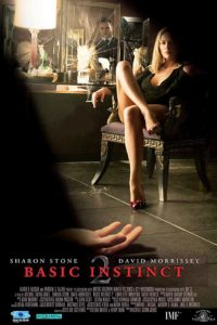 "Affiche du film ""Basic instinct 2"""