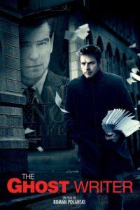 "Affiche du film ""The ghost writer"""