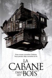 """Affiche du film """"La Cabane dans les bois"""""""