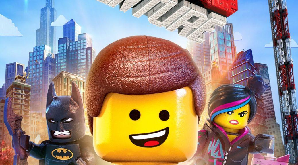 "Affiche du film ""La Grande Aventure LEGO"""