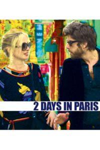 """Affiche du film """"2 jours à Paris"""""""