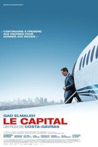 """Affiche du film """"Le capital"""""""