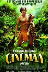 """Affiche du film """"Cinéman"""""""