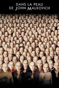 "Affiche du film ""Dans la peau de John Malkovich"""