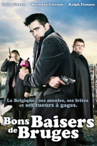 """Affiche du film """"Bons baisers de Bruges"""""""
