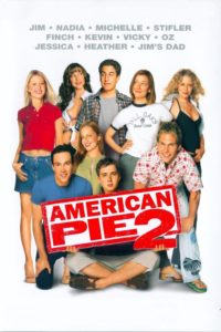 "Affiche du film ""American Pie 2"""