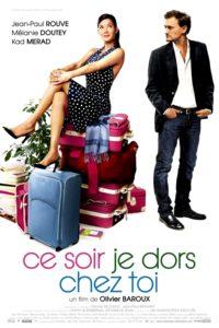 """Affiche du film """"Ce soir je dors chez toi"""""""