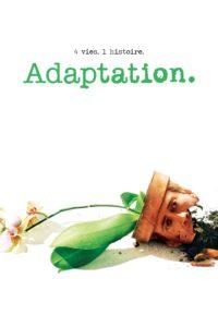 """Affiche du film """"Adaptation."""""""