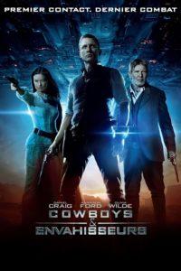 """Affiche du film """"Cowboys & envahisseurs"""""""