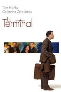 """Affiche du film """"Le Terminal"""""""