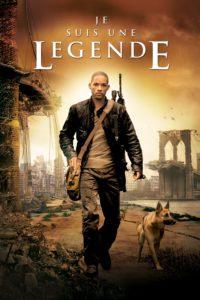 """Affiche du film """"Je suis une légende"""""""