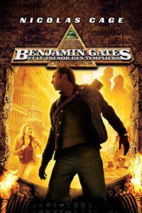 """Affiche du film """"Benjamin Gates et le Trésor des Templiers"""""""