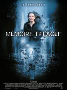 """Affiche du film """"Mémoire effacée"""""""