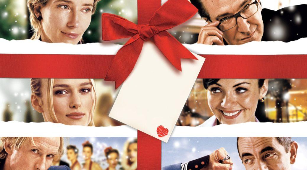 "Affiche du film ""Love Actually"""
