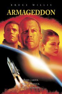 "Affiche du film ""Armageddon"""