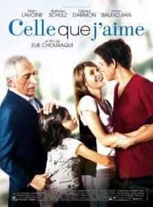 """Affiche du film """"Celle que j'aime"""""""