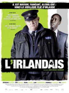 """Affiche du film """"L'Irlandais"""""""