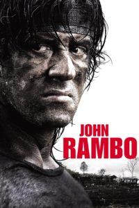 "Affiche du film ""John Rambo"""