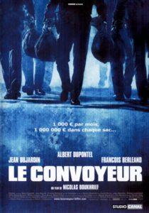 """Affiche du film """"Le Convoyeur"""""""