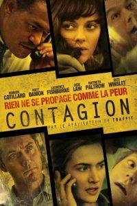 """Affiche du film """"Contagion"""""""