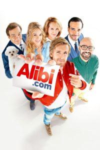 """Affiche du film """"Alibi.com"""""""