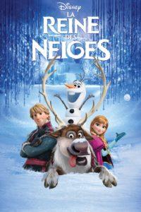 """Affiche du film """"La Reine des neiges"""""""