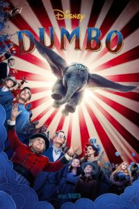 """Affiche du film """"Dumbo"""""""