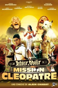 """Affiche du film """"Astérix & Obélix Mission Cléopâtre"""""""