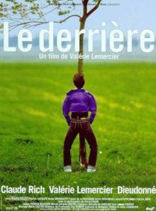 """Affiche du film """"Le Derrière"""""""