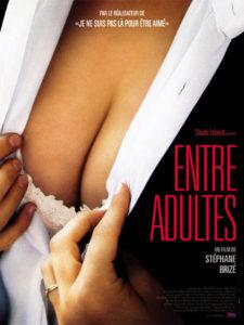 """Affiche du film """"Entre Adultes"""""""