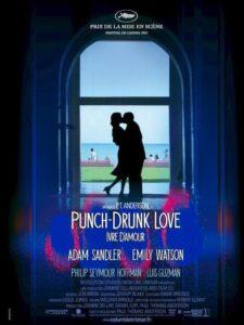 """Affiche du film """"Punch-drunk love - Ivre d'amour"""""""