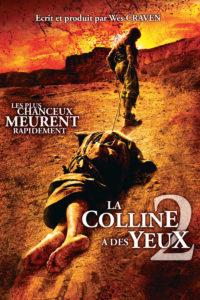 """Affiche du film """"La Colline a des yeux 2"""""""