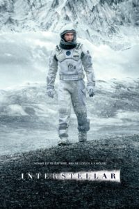 """Affiche du film """"Interstellar"""""""
