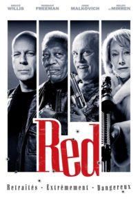 """Affiche du film """"RED"""""""