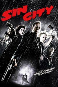 "Affiche du film ""Sin City"""