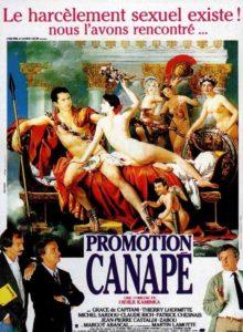 """Affiche du film """"Promotion canapé"""""""