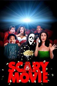 "Affiche du film ""Scary Movie"""