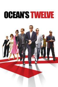 "Affiche du film ""Ocean's Twelve"""