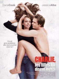 """Affiche du film """"Charlie, les filles lui disent merci"""""""